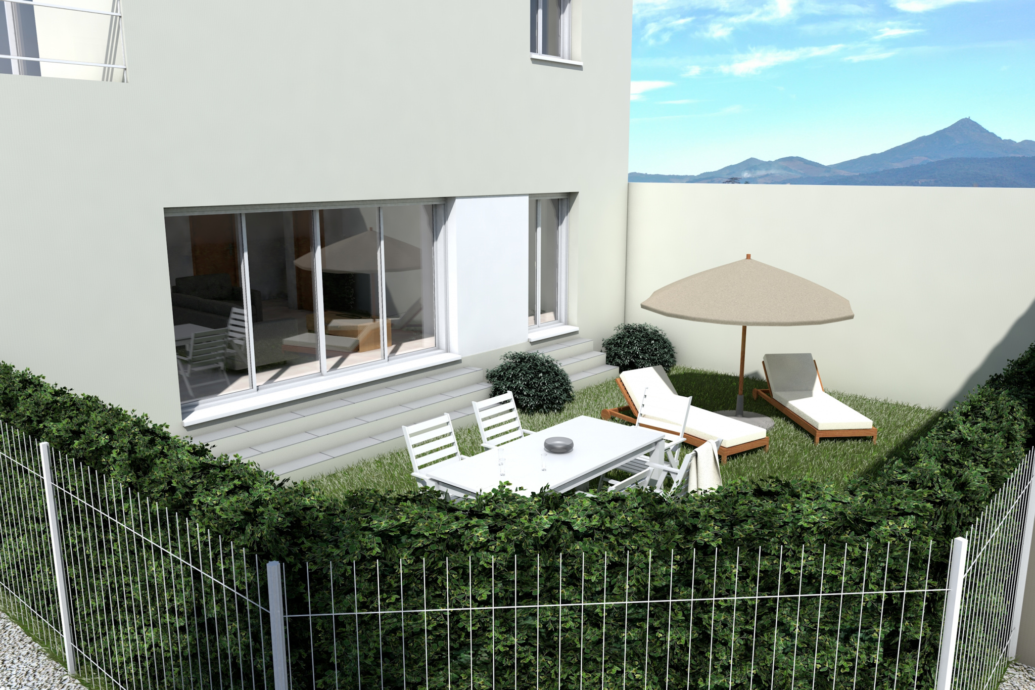 À vendre appartement de 81.9m2 à argeles sur mer (66700) - Photo 3'