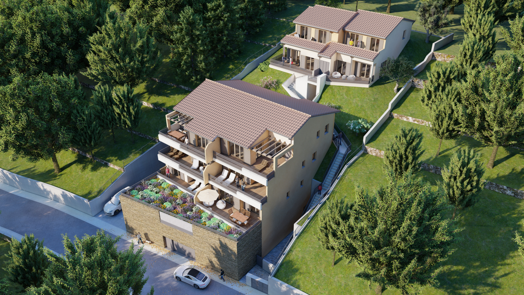 À vendre maison/villa de 95.14m2 à collioure (66190) - Photo 5'