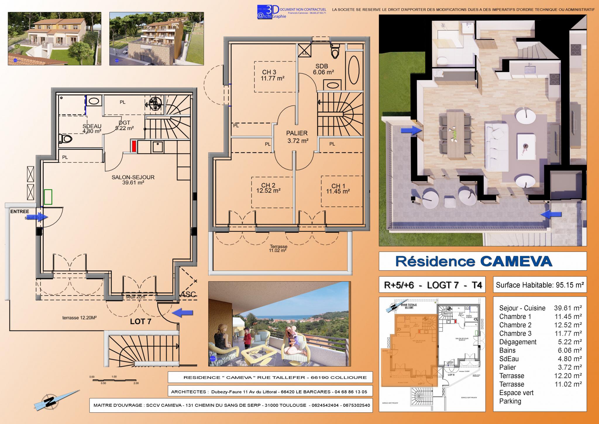 À vendre maison/villa de 95.14m2 à collioure (66190) - Photo 2'