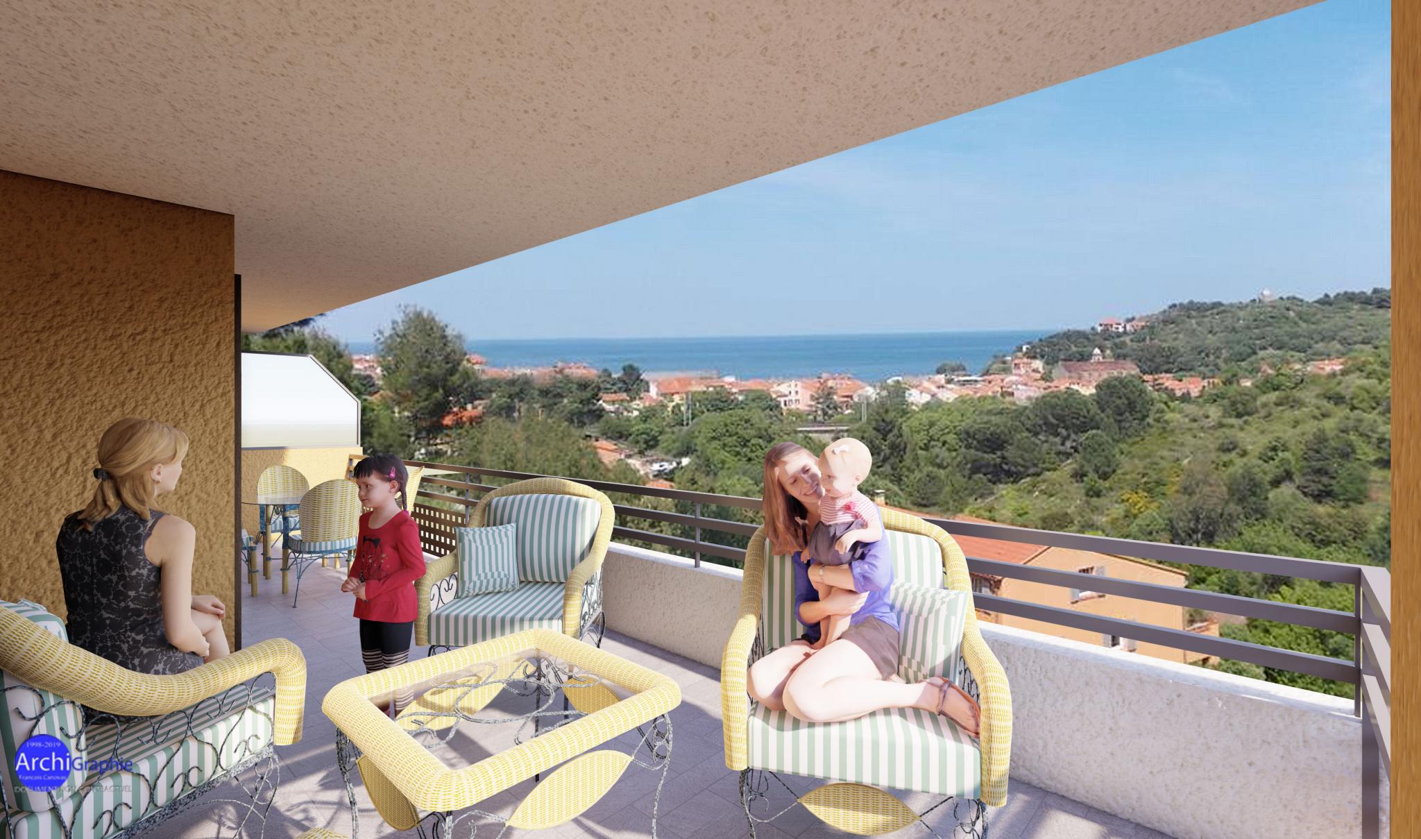 À vendre maison/villa de 95.14m2 à collioure (66190) - Photo 1'