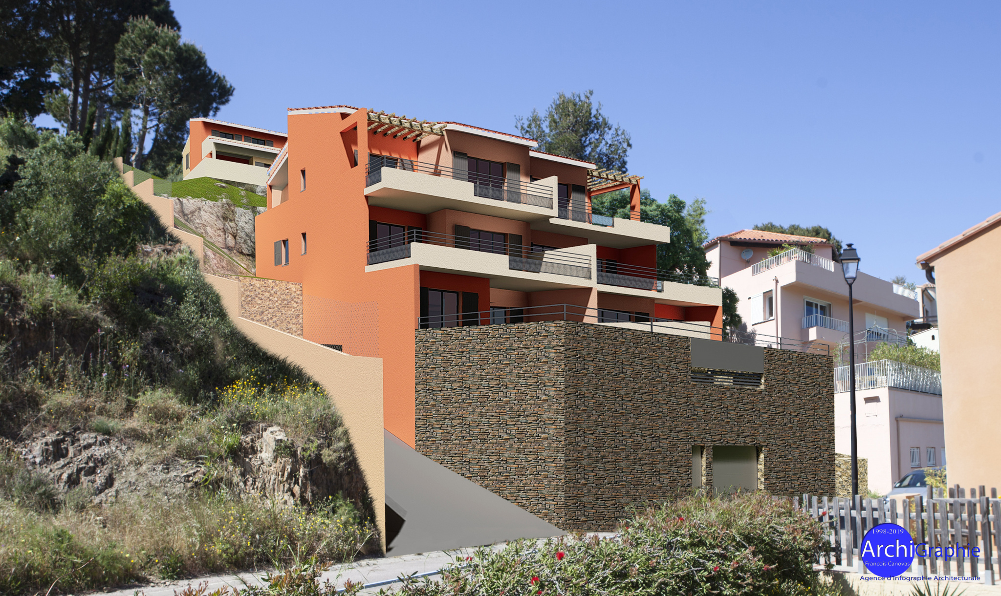 À vendre appartement de 58.93m2 à collioure (66190) - Photo 1'