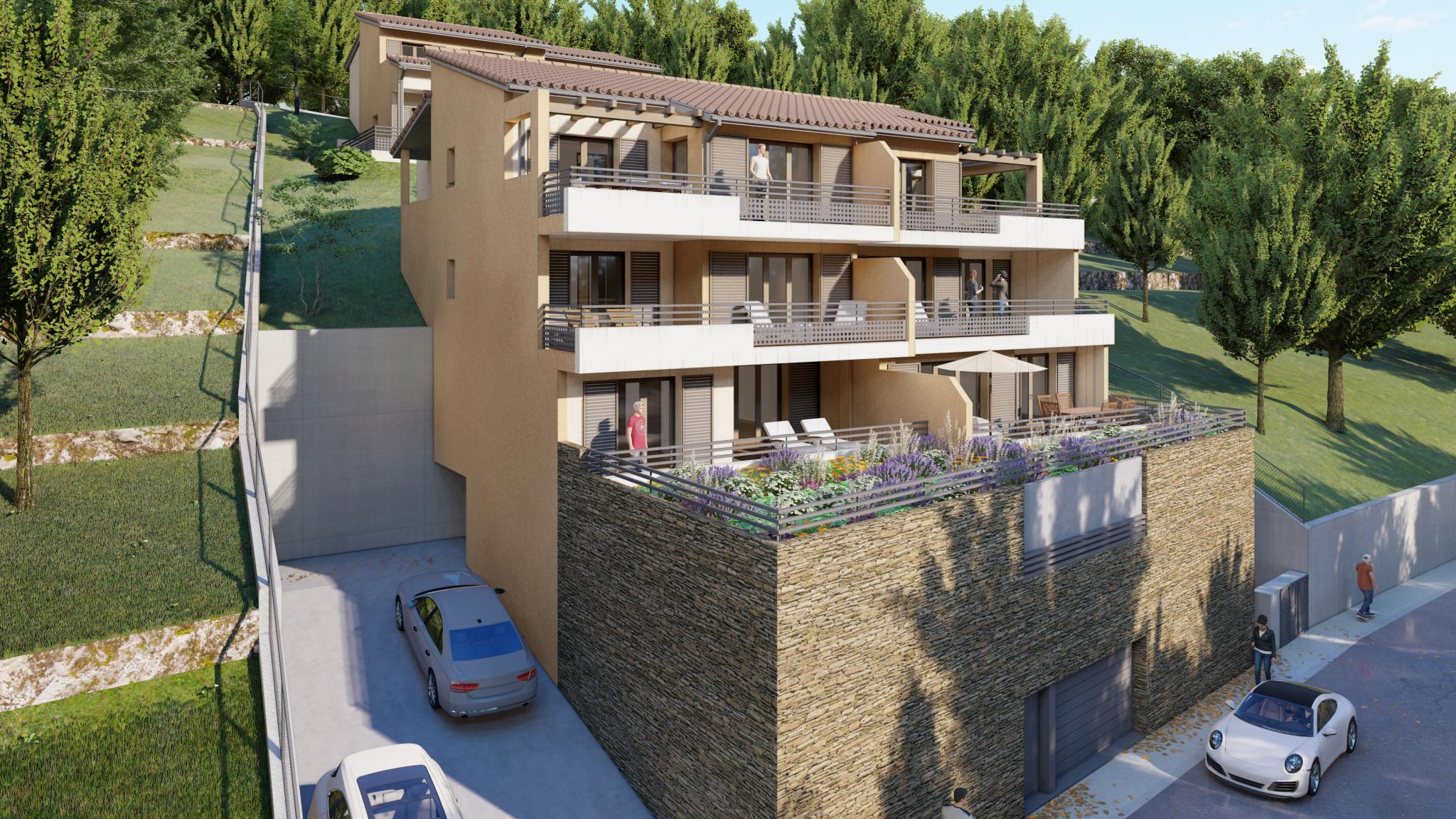 À vendre appartement de 79.3m2 à collioure (66190) - Photo 2'