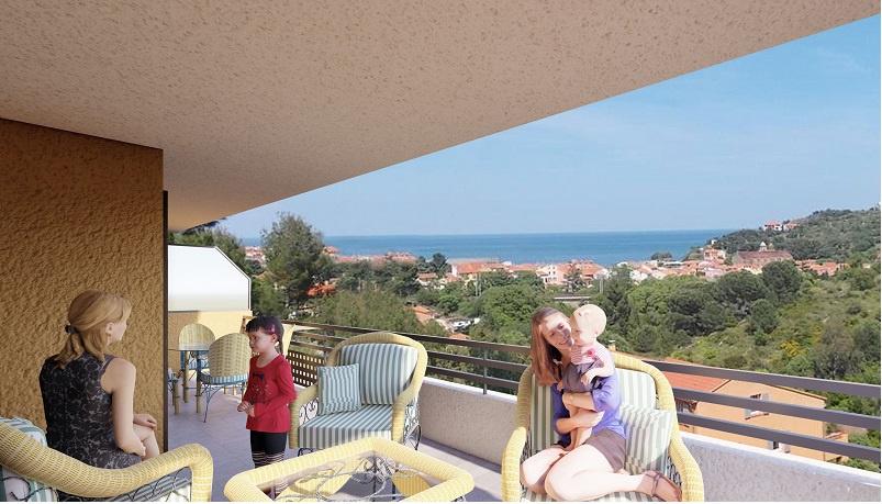À vendre appartement de 79.3m2 à collioure (66190) - Photo 0'