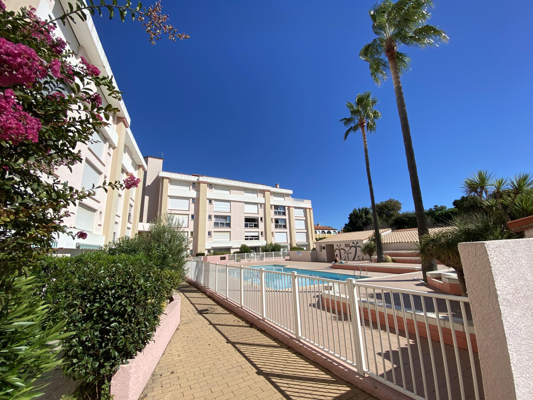 À vendre appartement de 34m2 à argeles sur mer (66700) - Photo 7'