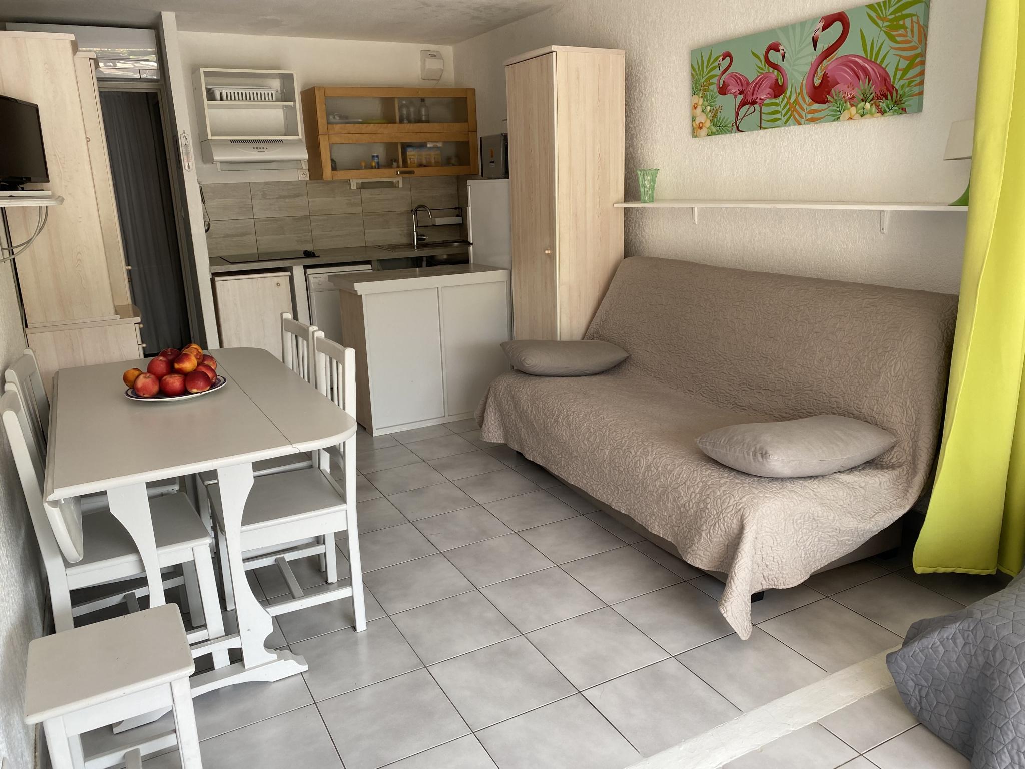 À vendre appartement de 25m2 à argeles sur mer (66700) - Photo 4'