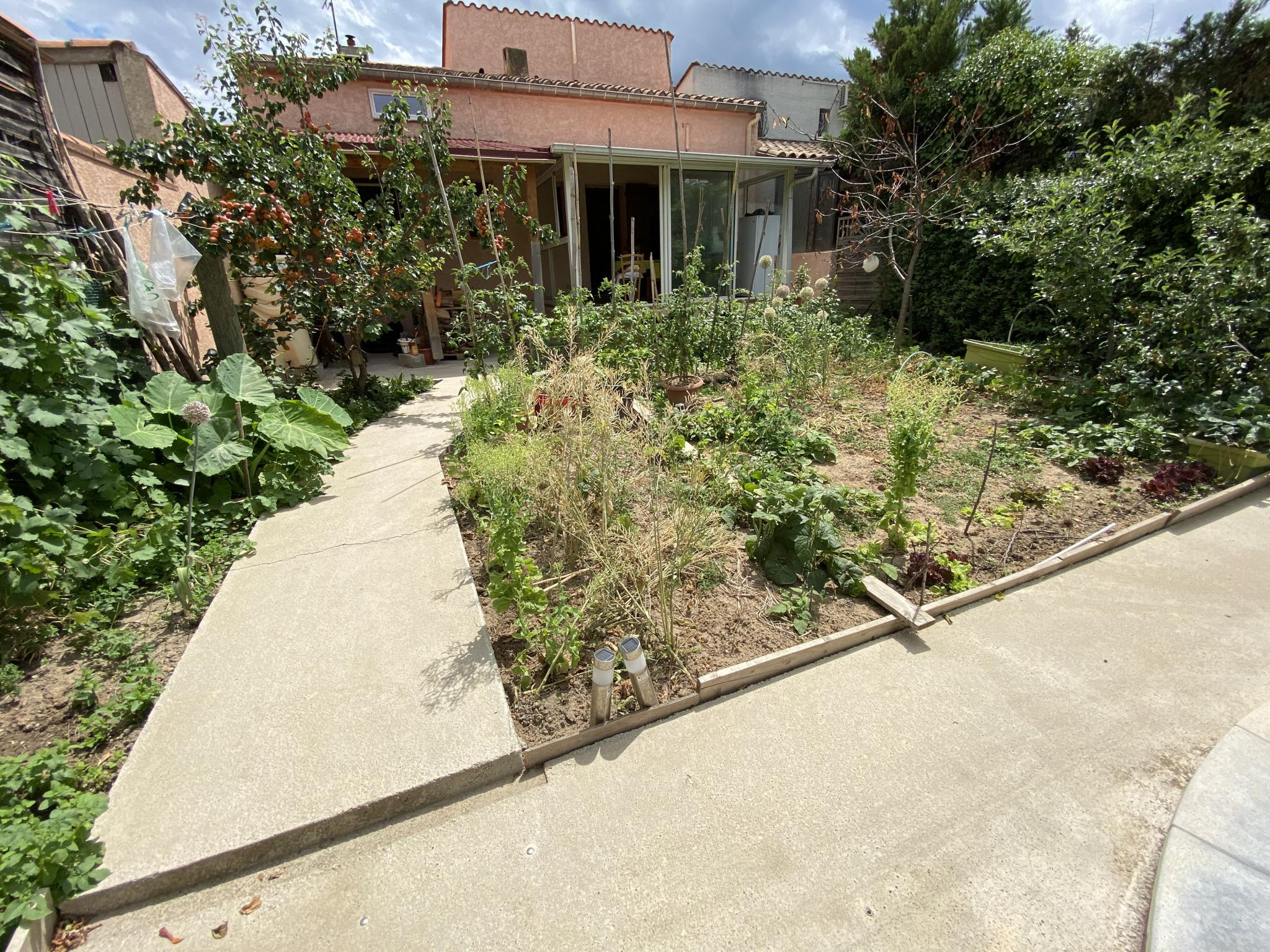À vendre maison/villa de 90m2 à st genis des fontaines (66740) - Photo 18'