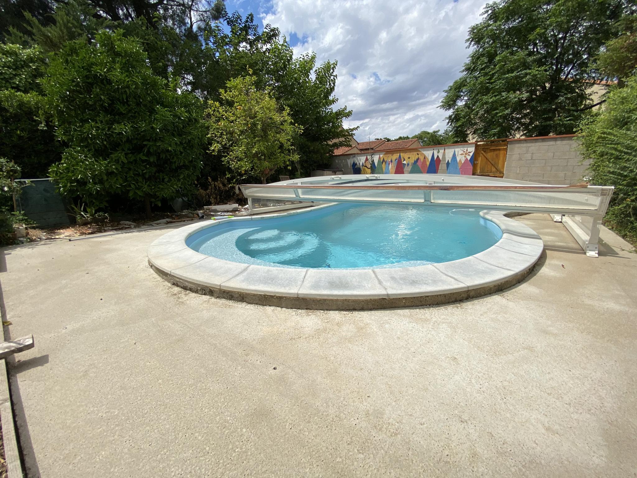 À vendre maison/villa de 90m2 à st genis des fontaines (66740) - Photo 16'