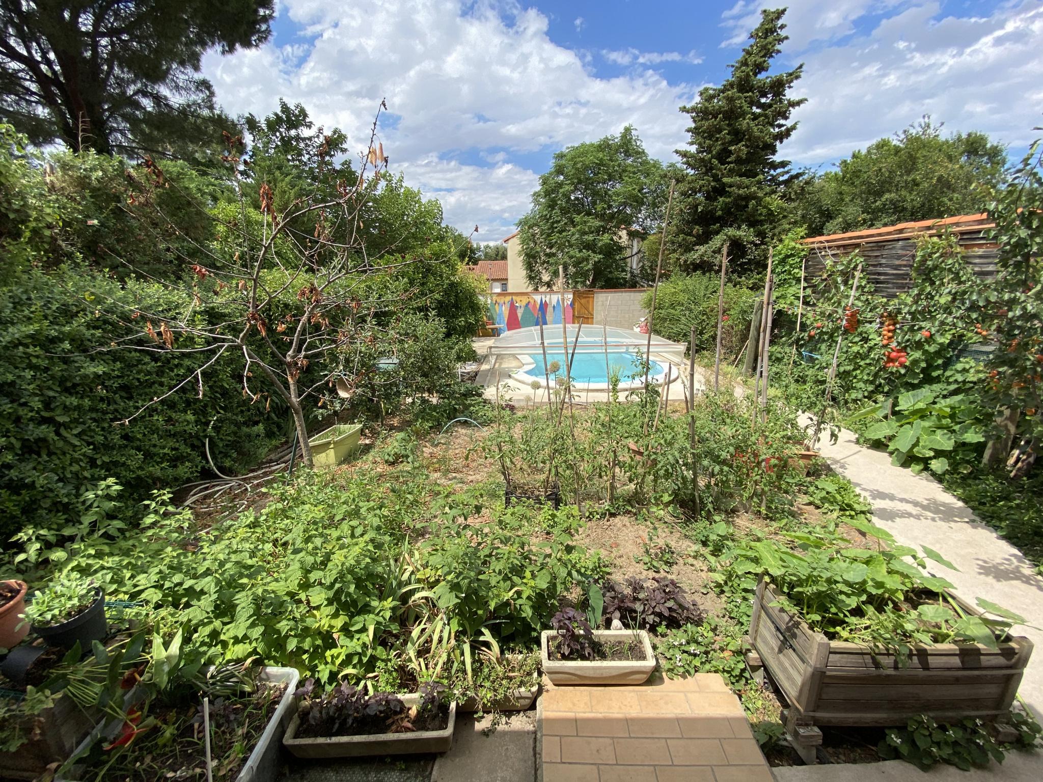 À vendre maison/villa de 90m2 à st genis des fontaines (66740) - Photo 0'