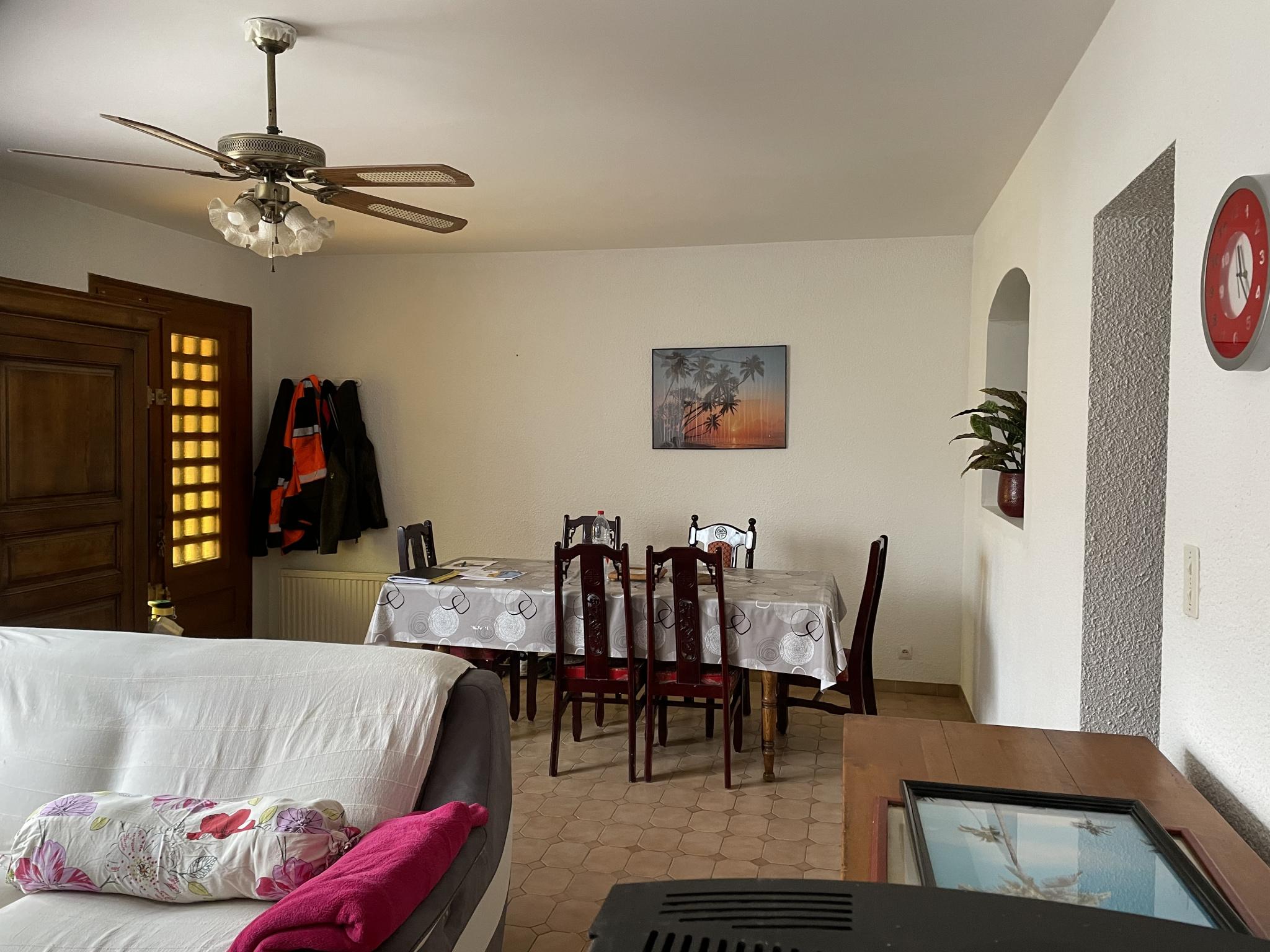 À vendre maison/villa de 90m2 à st genis des fontaines (66740) - Photo 4'