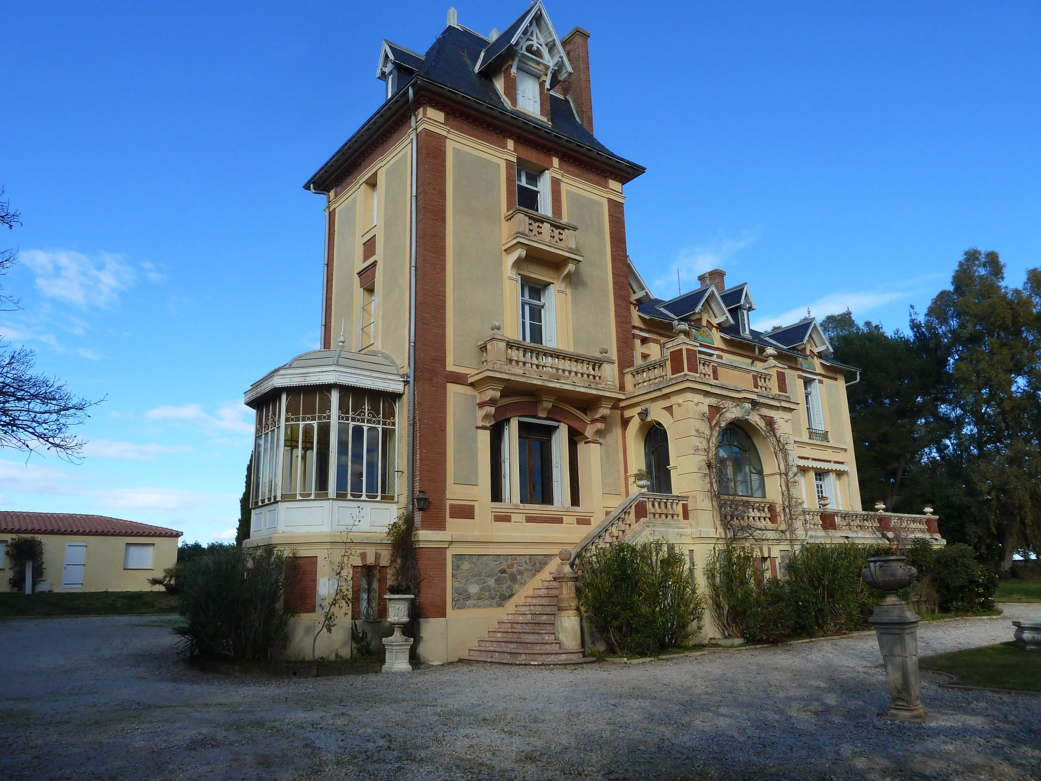 À vendre chateau de 760m2 à brouilla (66620) - Photo 5'