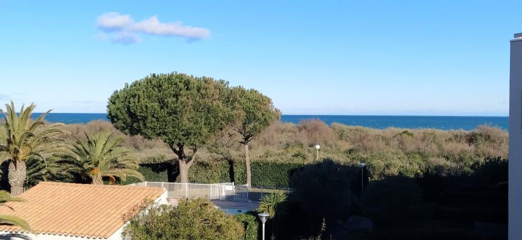 À vendre appartement de 36.46m2 à st cyprien plage (66750)
